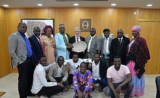 Malili Parlamenterler Uludağ Üniversitesi'ne hayran kaldı