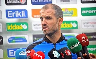 """Mustafa Er: """"Oyuncularımız sahada gerekeni yapacaklar"""""""