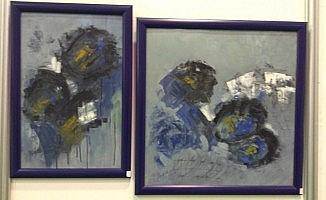 Ressam Hacer Karaçor 6. kişisel sergisini sanatseverler ile buluşturdu