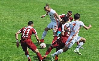 TFF 2. Lig: İnegölspor: 0 - Hatayspor: 2