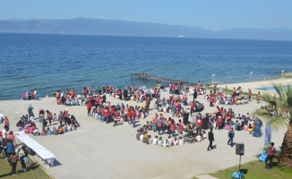 Türk Kızılayı'ndan anlamlı organizasyon