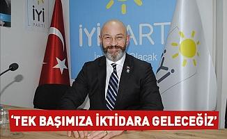 """Türkşen: """"Tek başımıza iktidara geleceğiz"""""""