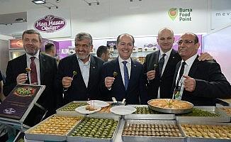 Yabancı iş adamlarının gıdada tercihi Bursa