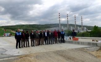 YOSAN köprüsü hizmete açılıyor