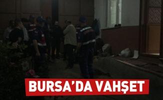 Bursa'da vahşet