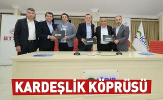 Bursa'dan Iğdır ve Doğubazıt'a kardeşlik köprüsü