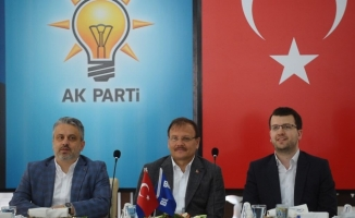 """Çavuşoğlu: """"Gençliğin enerjisi ile çifte bayram yaşayacağız"""""""