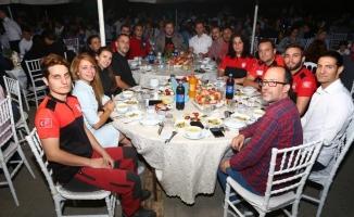Nilüfer Belediyesi çalışanları iftarda buluştu