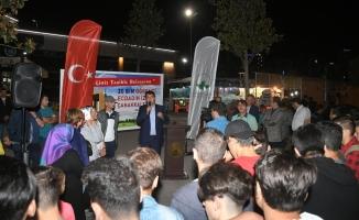 Osmangazi'de Gelecek Tarihle Buluşuyor