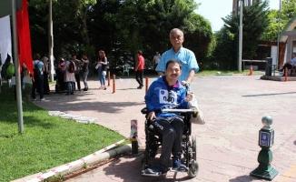 Osmangazi'de oryantiring heyecanı