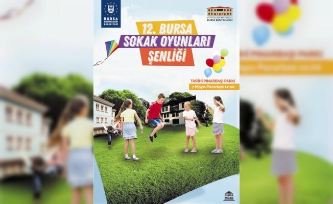 Sokak oyunları şenliği, 14 Mayıs'ta başlıyor