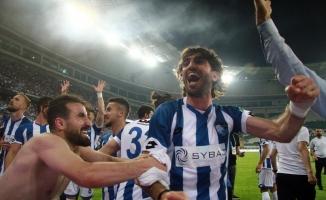 Spor Toto 1. Lig Play-Off Final: Gazişehir Gaziantep: 0 - BŞB. Erzurumspor: 0 (Maç sonucu)