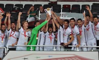 U21'de şampiyon Beşiktaş