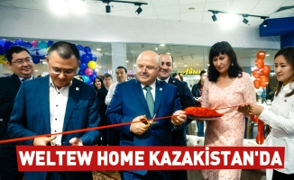 Weltew Home Kazakistan'da