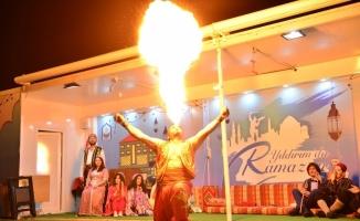 Yıldırım'da ki Ramazan etkinliklerine yoğun ilgi