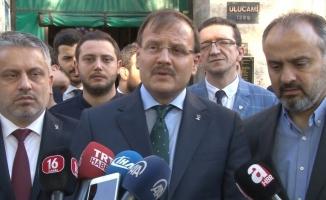 Başbakan Yardımcısı Hakan Çavuşoğlu'ndan Suruç açıklanması: