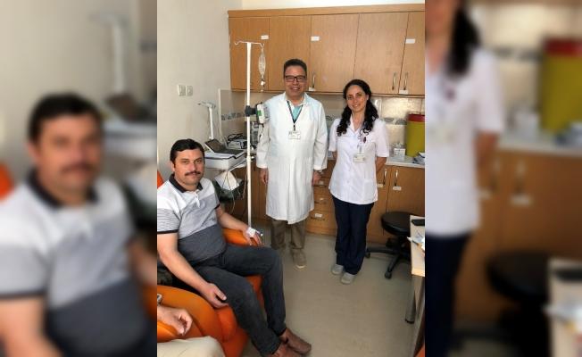 """""""Birincil İlerleyici Multipl Skleroz"""" hastalığı, Türkiye'de ilk kez Uludağ Üniversitesi'nde tedavi edildi"""