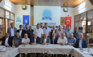 Bursa İl Dernekleri Federasyonu'ndan Cumhur İttifakı'na destek