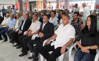 Bursa'da yaşayan Muşlulardan MHP'ye büyük destek