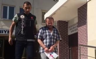 Hastanede çalışan memur uyuşturucu ticaretinden yakalandı