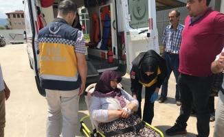İznik'teki baltalı saldırgan yakalandı