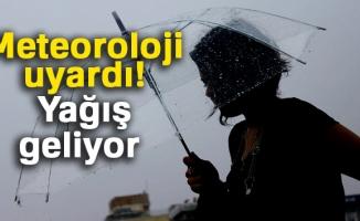 Meteoroloji uyardı: Yağış geliyor |19 Haziran Salı yurtta hava durumu