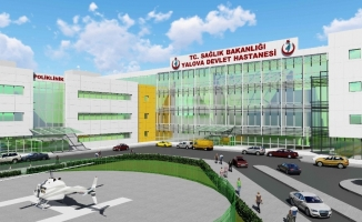 Yalova 400 yataklı hastane