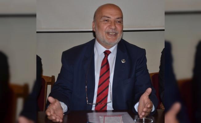 Yelis, BBP'yi ve Alperen Ocakları'nın bayramını kutladı