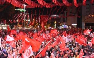 AK Parti İl Başkanı Salman,dan Bursalılara teşekkür