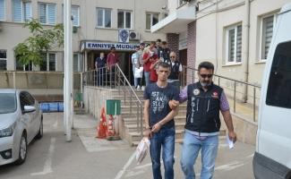 Bursa'da aksiyon filmi gibi uyuşturucu operasyonu