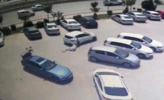Bursa'da kadını metrelerce yerde sürüklediler