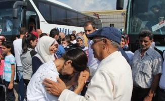 Bursa'dan 176 kişi mukaddes topraklara uğurlandı