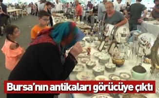 Bursa'nın antikaları görücüye çıktı