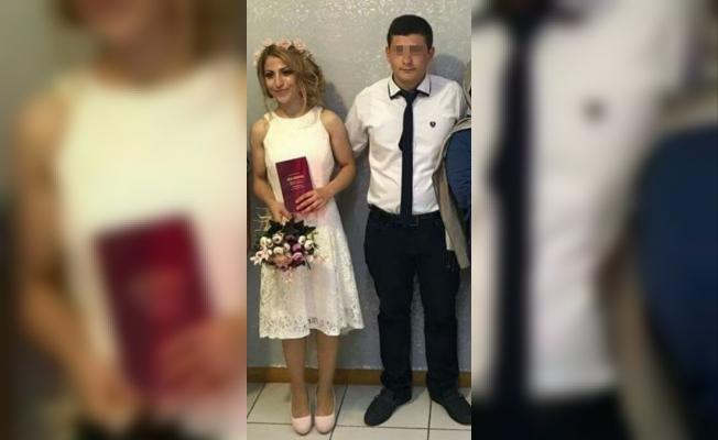 Düğün sabahı karısını öldüren zanlı duruşmada abisine saldırdı