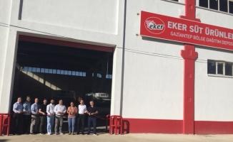 Eker, Güneydoğu'da il deposunu Gaziantep'e açtı