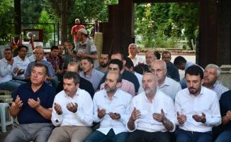 İnegöl'deki etkinliklerin startı 'Bereket Sofrası' ile verildi