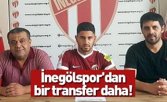 İnegölspor'dan bir transfer daha!