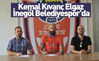 Kemal Kıvanç Elgaz İnegöl Belediyespor'da