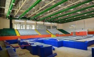Naim Süleymanoğlu Spor Kompleksi gün sayıyor