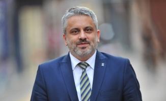 """AK Parti Bursa İl Başkanı Salman: """"Dayanışma ruhunu yitirmeyelim"""""""