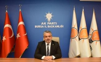 AK Parti İl Başkanı Salman: