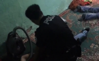 Bursa'da narkotikten 'RONA'  baskını