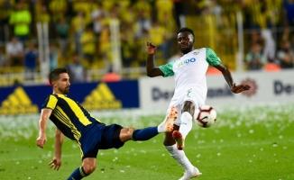 Bursaspor'un yeni transferleri sahada