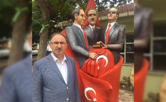 (Özel Haber) Bursalılardan Menderes ve arkadaşlarına vefa