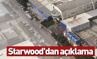 Starwood'dan açıklama