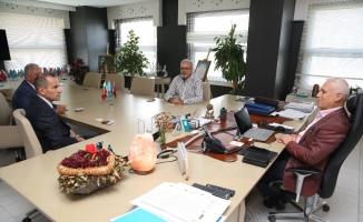 Bulgaristan Konsolosu'ndan Başkan Bozbey'e ziyaret