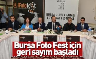 Bursa Foto Fest için geri sayım başladı