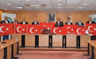 Bursa, yerli üretime millî ses verdi