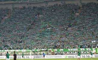Bursaspor'da 18 bin kombine satıldı