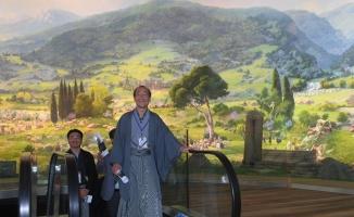 (Özel Haber) Panoramik müzeye giren dünya şehirlerinin başkanları kendinden geçti